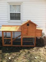 unfinished coop