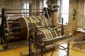 a woolen mill