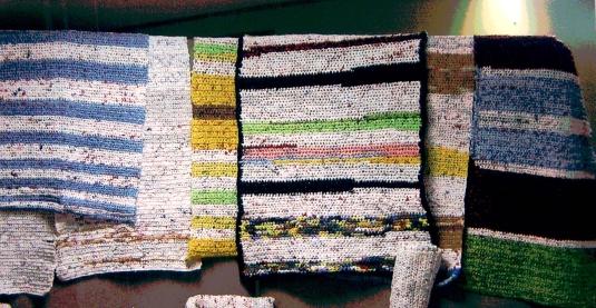 bag mats